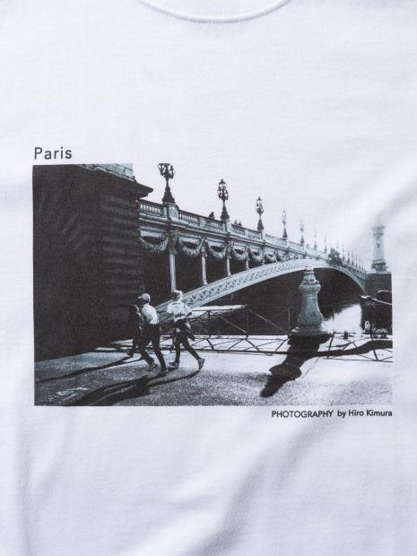 Paris Pont Alexandre3 Tシャツ