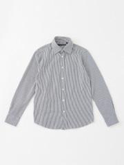 シルキーサッカージャージシャツ