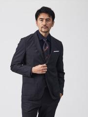 【WEB別注】クールマックス メッシュ ヘリンボーン ジャケット