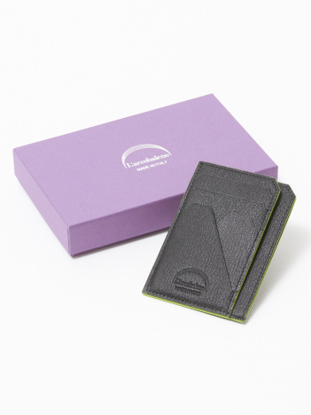 DESIGNWORKS (MEN'S) - Larcobaleno SMART MINI WALLET(MEN'S)