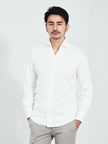 36G モクロディ ワンピースカラーシャツ