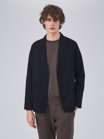 パイピングシャツ ジャケット