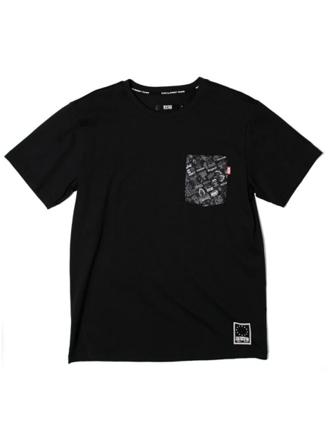 【SY32 by SWEET YEARS】10019 ポケット Tシャツ