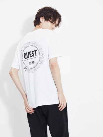AT-SCELTA Select (MEN'S) - 【SY32 by SWEET YEARS】10024 キックオフ Tシャツ