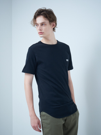 AT-SCELTA Select (MEN'S) - 【SY32】101188 ラウンドカット Tシャツ