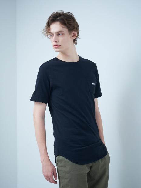 【SY32】101188 ラウンドカット Tシャツ