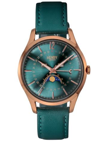 AT-SCELTA Select (MEN'S) - ペアウォッチ【日本限定モデル】ヘンリーロンドン 時計 HENRY LONDON 腕時計 Stratford HL39-LS-0380 ユニセックス