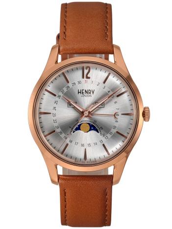 AT-SCELTA Select (MEN'S) - ペアウォッチ【日本限定モデル】ヘンリー ロンドン HENRY LONDON MARYLEBONE メリルボーン HL39-LS-0384