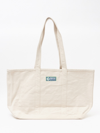 AT-SCELTA Select (MEN'S) - 【DISCUS】194805 CANVAS TOTE M キャンバストート M
