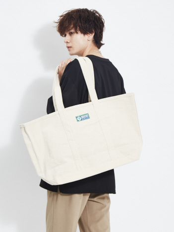 【DISCUS】194806 CANVAS TOTE L ユニセックス キャンバストート