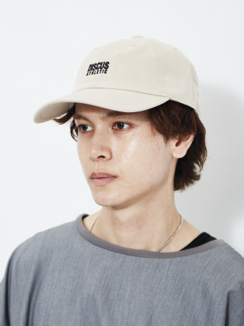 AT-SCELTA Select (MEN'S) - 【DISCUS】194311 ディスカス 6PANEL CAP キャップ