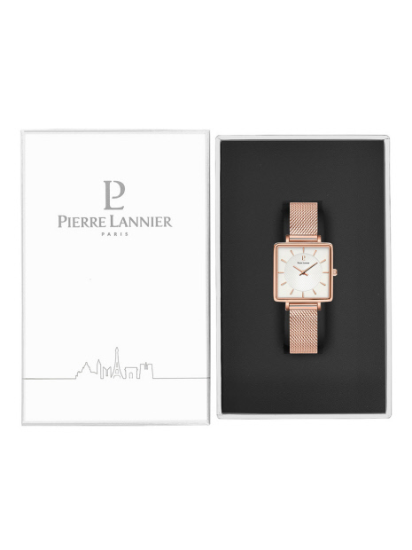 【PIERRE LANNIER】Lecareメッシュベルト P008F・P007H