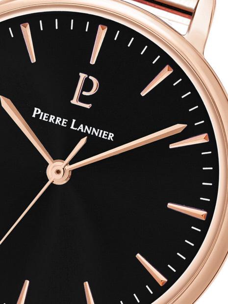 【PIERRE LANNIER】symphonyメッシュベルト P091L・P089J