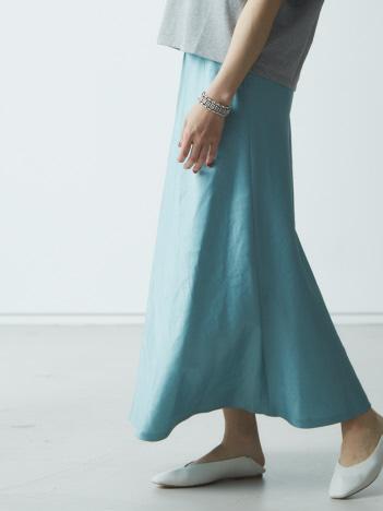 AT-SCELTA Select (Ladie's) - 【JILKY】マーメイドサテンスカート【予約】