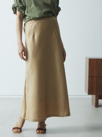 【JILKY】マーメイドサテンスカート