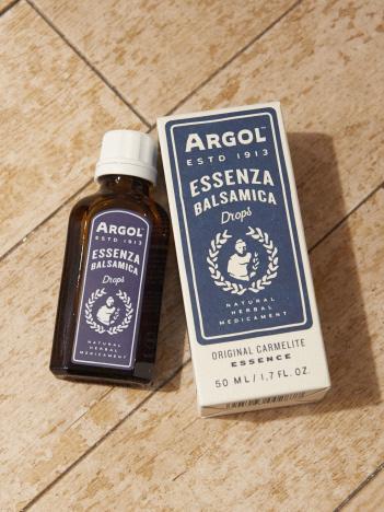 【ARGOL】エッセンザバルサミカ50ml