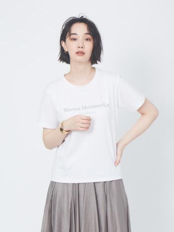 【Mylanka】ロゴプリントTシャツ2