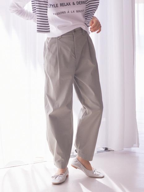 【Mylanka】2wayジョガーパンツ
