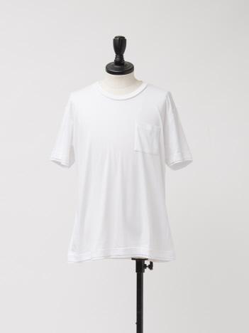 【USED/5351POUR LES HOMMES】アリオリティ・スムース クルーネック 半袖Tシャツ