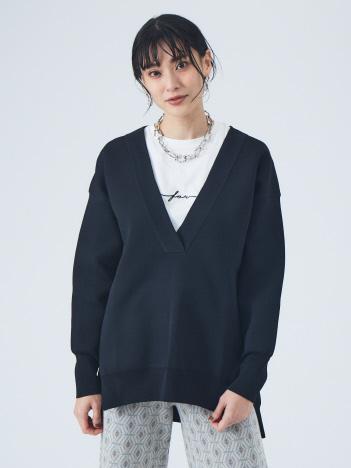 【Mylanka】エアリースムースニット