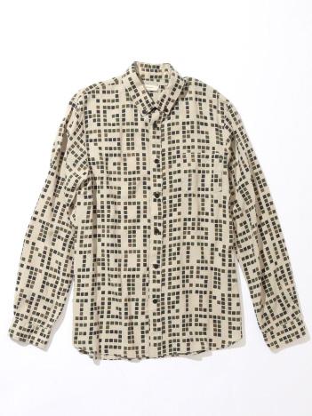 AT-SCELTA - 【iroquois×メンズジョーカー】BDシャツ