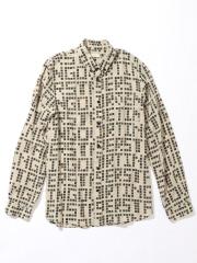 【iroquois×メンズジョーカー】BDシャツ