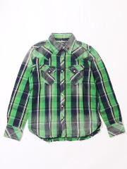 【TMT×メンズジョーカー】チェックシャツ