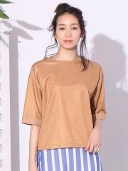 グロスツイルワイドTシャツ