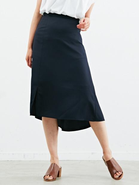 ツイルアシンメトリースカート