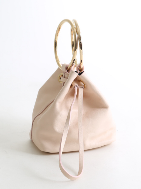 MAISON BOINET ベルト巾着BAG