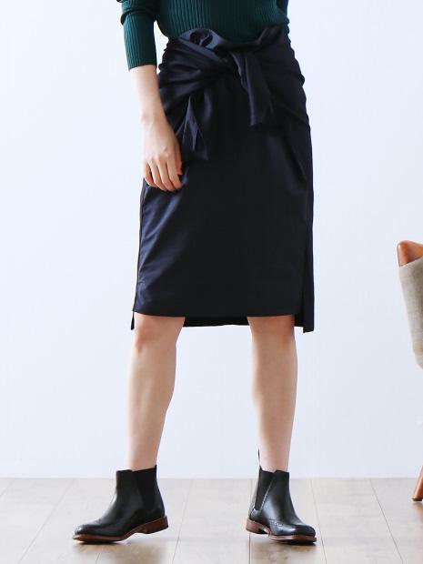 ウールフランネルスカート
