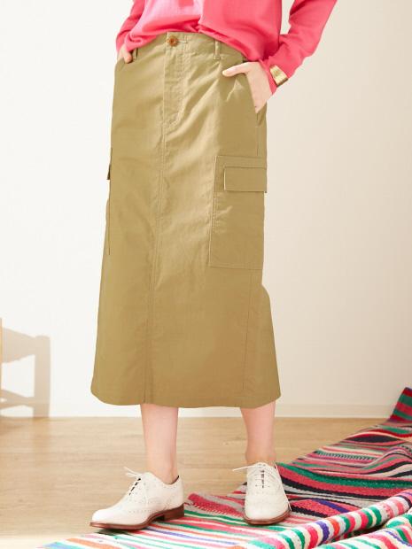 アイコンミリタリースカート