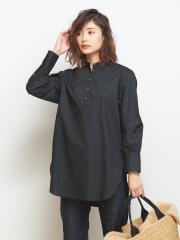 Abahouse Devinette - ダブルフェイスボイルシャツ