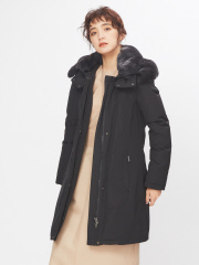 Abahouse Devinette - WOOLRICH BOW BRIDGE COAT