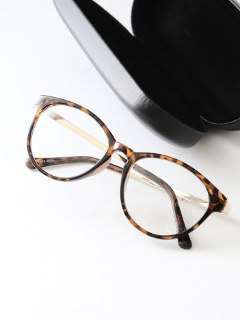 Rouge vif la cle - ゴールドコンビダテ眼鏡
