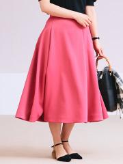 Rouge vif la cle - ダブルサテンスカート
