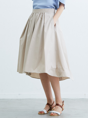 Rouge vif la cle - フィッシュテールスカート