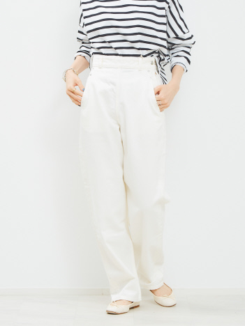 OUTLET (Ladie's) - 【RED CARD】Lemonade Lunch Pants