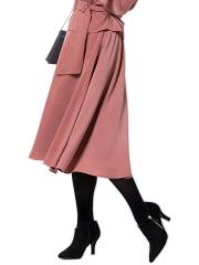 Rouge vif la cle - バックフレアスカート