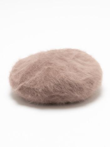 Rouge vif la cle - アンゴラベレー帽