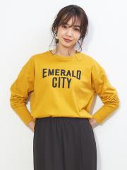 Rouge vif la cle - 【MICA&DEAL】EMERALD CITY Tシャツ