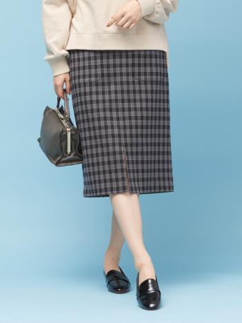 Rouge vif la cle - ポケット付きタイトスカート