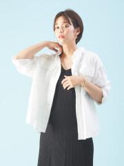 Rouge vif la cle - パッチポケットシャツ【予約】
