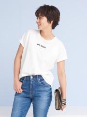 Rouge vif la cle - ハグロゴTシャツ【予約】