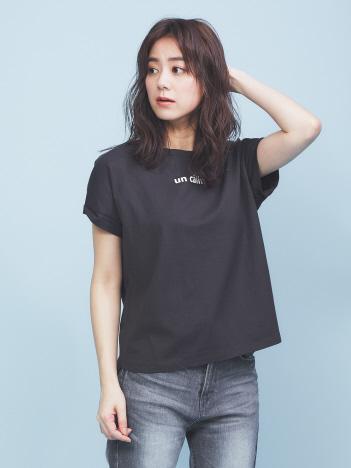 ハグロゴTシャツ