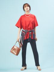 Rouge vif la cle - ロングTシャツ