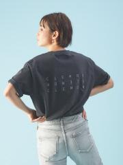 Rouge vif la cle - CLEMOR big Tシャツ【予約】
