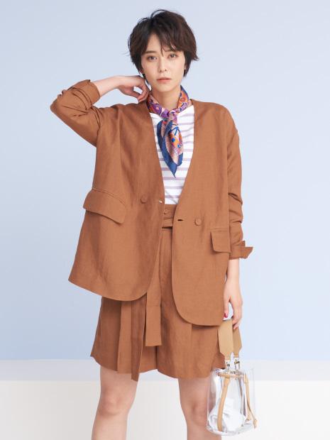 リネンジャケット【予約】