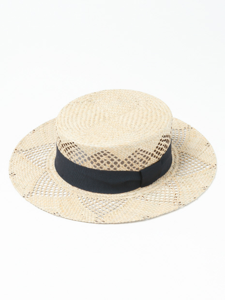 SHEER PATTARN HAT