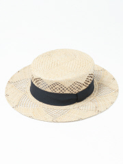 Rouge vif la cle - SHEER PATTARN HAT